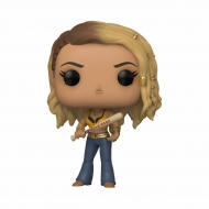 DC Comics Les Anges de la nuit - Figurine POP! Black Canary (Boobytrap Battle) 9 cm