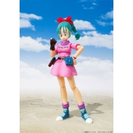Dragon Ball - Figurine S.H. Figuarts Bulma 14 cm
