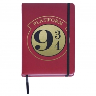 Harry Potter - Carnet de notes Premium A5 Platform 9 3/4