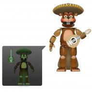 Five Nights at Freddy's Pizza Simulator - Figurine El Chip (Translucent) 13 cm