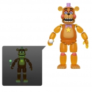 Five Nights at Freddy's Pizza Simulator - Figurine Rockstar Freddy (Translucent) 13 cm