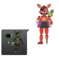 Five Nights at Freddy's Pizza Simulator - Figurine Rockstar Foxy (Translucent) 13 cm