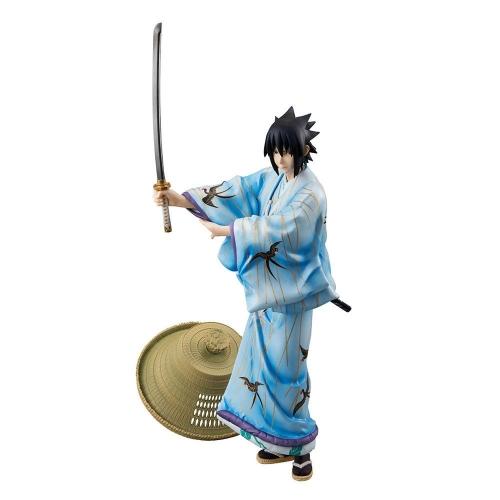 Naruto - Statuette G.E.M. Sasuke Uchiha Kabuki Ver. 23 cm