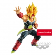 Dragon Ball Z - Statuette Posing Series Super Saiyan Bardock 17 cm
