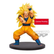 Dragon Ball Super - Statuette Chosenshiretsuden Super Saiyan 3 Son Goku 16 cm