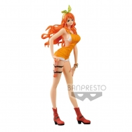 One Piece Stampede - Statuette Glitter & Glamours Nami Ver. A 25 cm