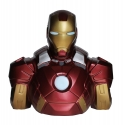 Marvel Comics - Buste Tirelire Iron Man 22 cm