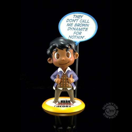 The Big Bang Theory - Figurine Q-Pop Rajesh Koothrappali 9 cm