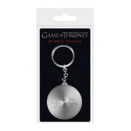 Game of Thrones - Porte-clés 3D Logo 6 cm