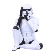 Original Stormtrooper - Figurine Speak No Evil Stormtrooper 10 cm