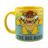 Super Mario - Mug géant Bowser