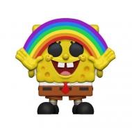 Bob l'éponge - Figurine POP! Bob l'éponge Rainbow 9 cm