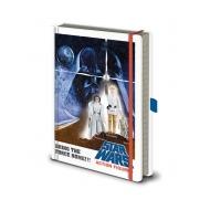 Star Wars - Carnet de notes Premium A5 Action Figures
