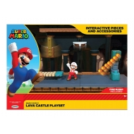 World of Nintendo - Playset Lava Castle