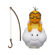 World of Nintendo - Figurine Lakitu with Fishing Pole 10 cm