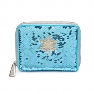 Disney - Porte-monnaie Elsa Reversible Sequin By Loungefly