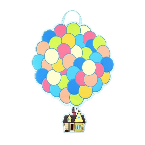 Disney - Sac à dos Up Balloon House By Loungefly
