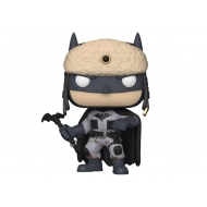 Batman 80th - Figurine POP! Red Son Batman (2003) 9 cm