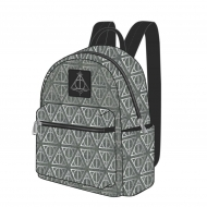 Harry Potter - Sac à dos Casual Fashion Deathly Hallows 22 x 23 x 11 cm