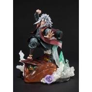 Naruto Shippuden - Statuette FiguartsZERO Jiraiya Kizuna Relation 20 cm