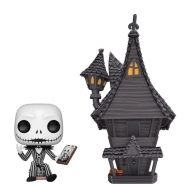 L'étrange Noël de Mr. Jack - Pack Figurines POP! Jack & Jack's House 9 cm