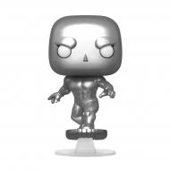 Les 4 fantastiques - Figurine POP! Silver Surfer 9 cm