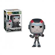 Rick et Morty - Figurine POP! Purge Suit Rick 9 cm