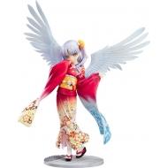 Angel Beats! - Statuette 1/8 Kanade Tachibana Haregi Ver. 28 cm