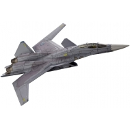 Ace Combat 7 : Skies Unknown - Maquette Plastic Model Kit 1/144 X-02S For Modelers Edition 15 cm
