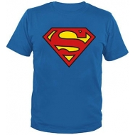 Superman - T-Shirt Classic Logo Superman