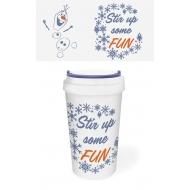 La Reine des neiges 2 - Mug de voyage Eco (bioplastique) Stir Up