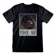 Star Wars The Mandalorian - T-Shirt Power Nap