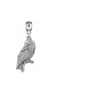 Harry Potter - Breloque plaqué argent Hedwig the Owl