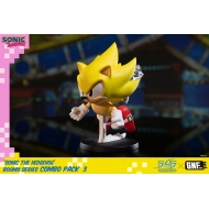 Sonic The Hedgehog - Figurine BOOM8 Series Vol. 06 Super Sonic 8 cm