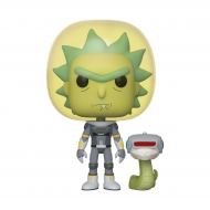 Rick & Morty - Figurine POP! Space Suit Rick 9 cm
