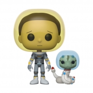 Rick & Morty - Figurine POP! Space Suit Morty 9 cm
