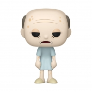 Rick & Morty - Figurine POP! Morty 9 cm