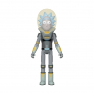 Rick & Morty - Figurine Space Suit Rick 10 cm