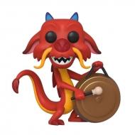 Mulan - Figurine POP! Mushu w/Gong 9 cm