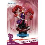 La Reine des neiges 2 - Diorama D-Stage Anna 15 cm