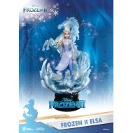 La Reine des neiges 2 - Diorama D-Stage Elsa 15 cm