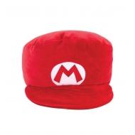 Mario Kart - Peluche Mocchi-Mocchi Casquette Mario 18 cm