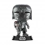 Star Wars - Figurine POP! KOR Cannon (Chrome) 9 cm