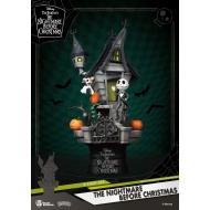 L'étrange Noël de Mr. Jack - Diorama D-Stage Jack's Haunted House 15 cm