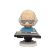 Retour vers le Futur - Figurine Pokis Doc Brown & DeLorean 6 cm