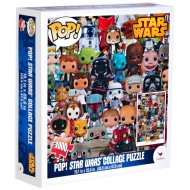 Star Wars - Puzzle POP! Collage 1000 pièces