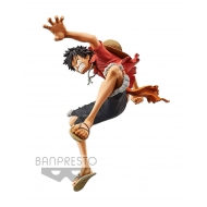 One Piece Stampede - Statuette King Of Artist Monkey D. Luffy 15 cm