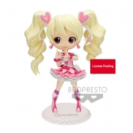 Fresh Pretty Cure! - Figurine Q Posket Cure Peach Ver. B 14 cm