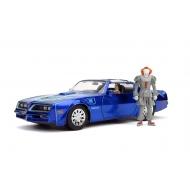 « Il » est revenu -  Réplique métal 1/24 Pontiac Firebird