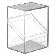 Ultimate Guard - Boulder™ Deck Case 80+ taille standard Transparent